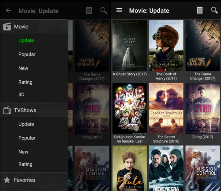 movie app hd